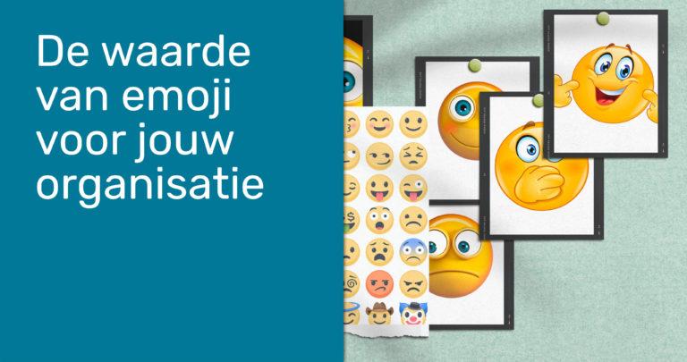 emoji in je contenstrategie
