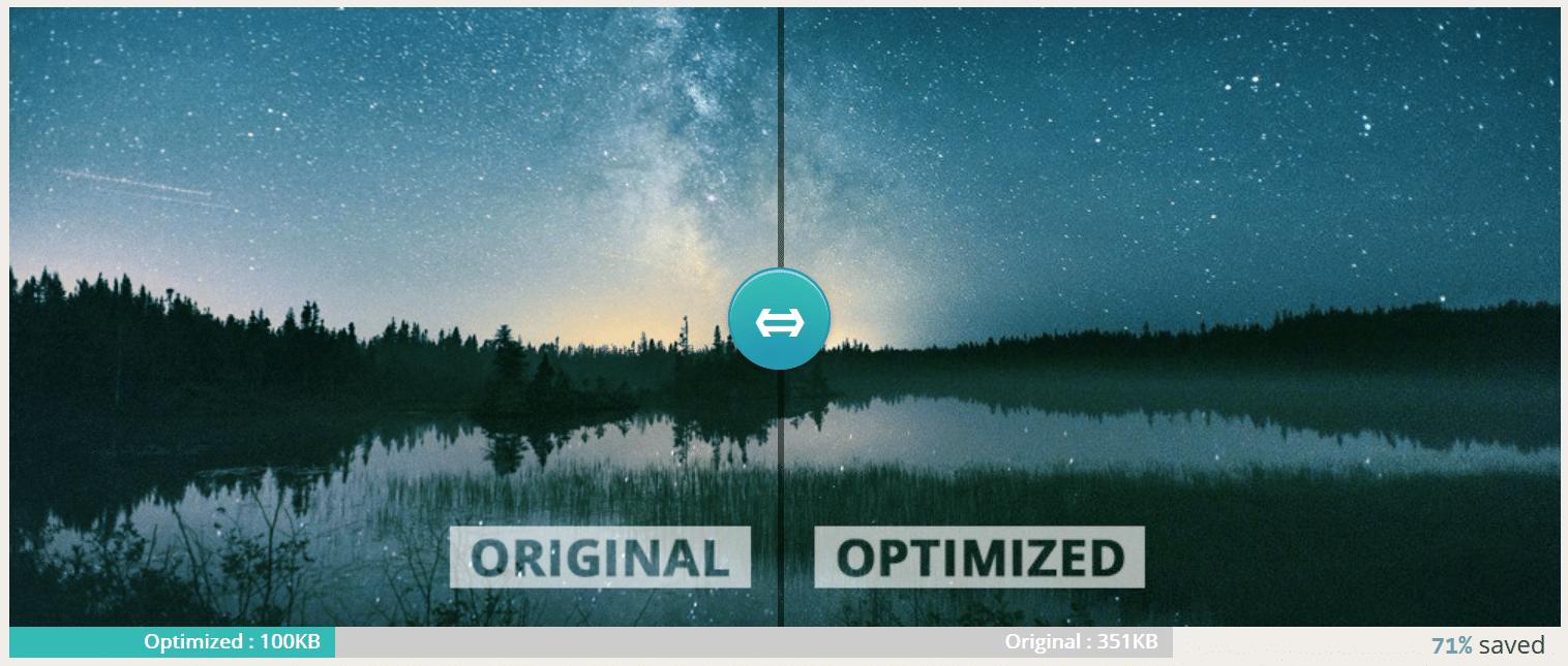 Geoptimaliseerde afbeeldingen - veelvoorkomende fouten op websites