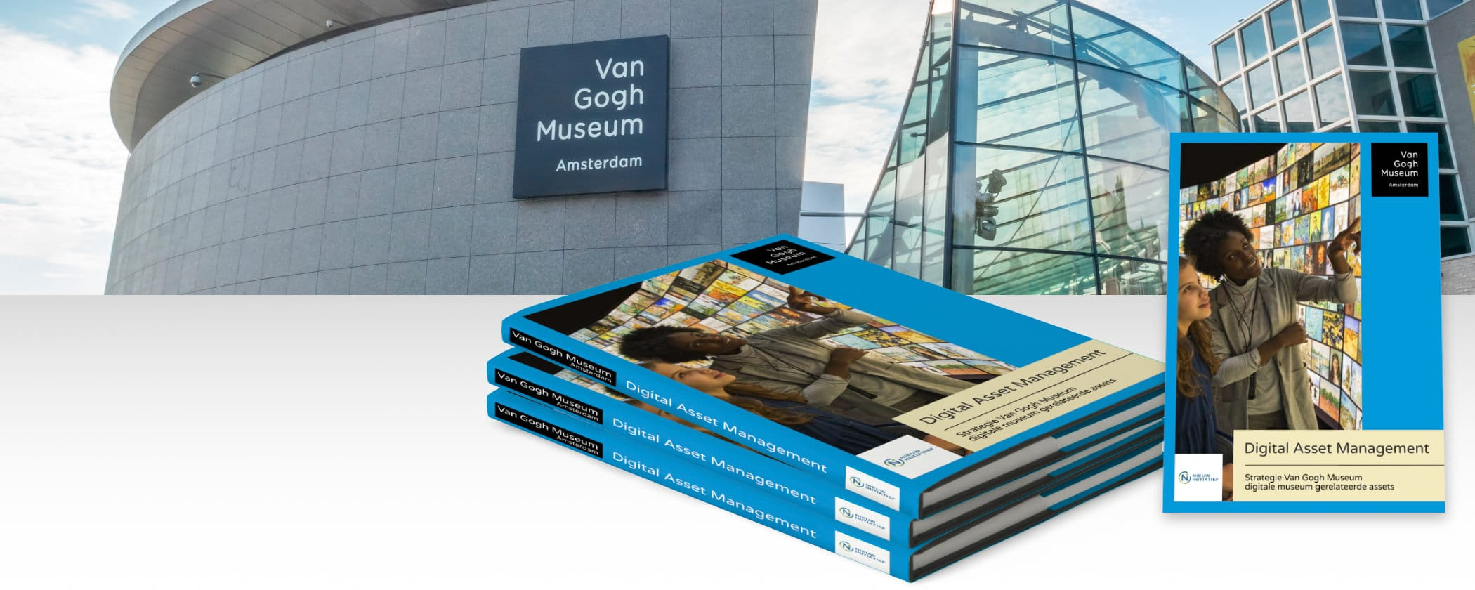 Van Gogh Museum - Digital Asset Management Strategie en ontwerp