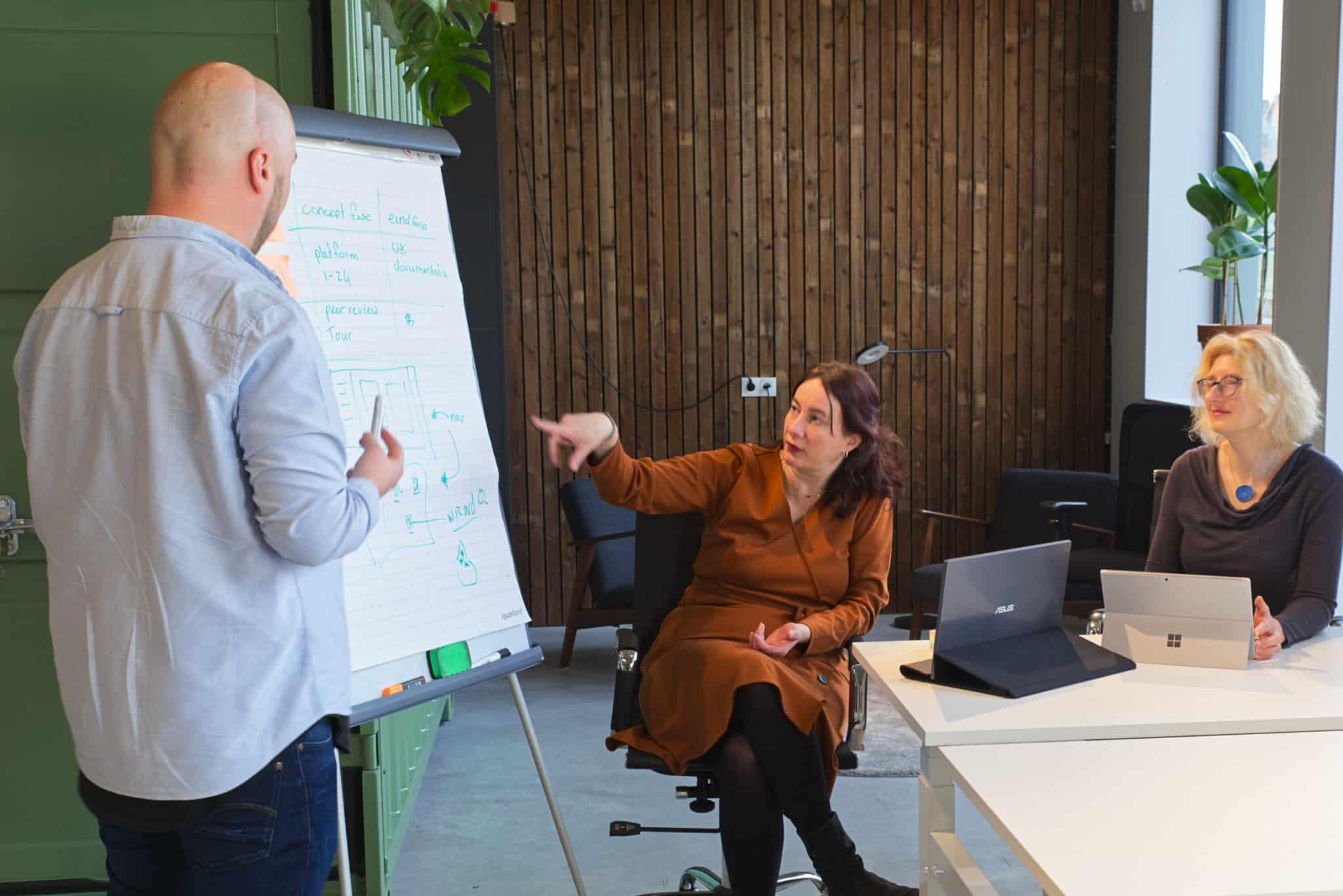 Kennis delen in een kennisbank - Nieuw Initiatief