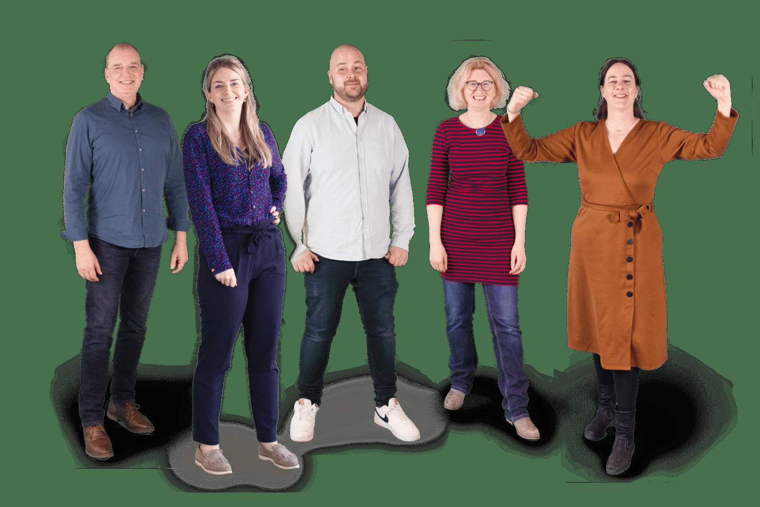 Team Nieuw Initiatief Full Service Digitaal Bureau